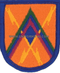 us army 426 signal battalion flash and oval