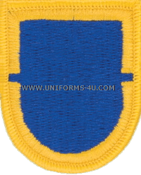 us army 504 infantry 1st battalion flash and oval