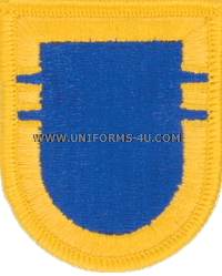 us army 504 infantry 2nd battalion flash and oval