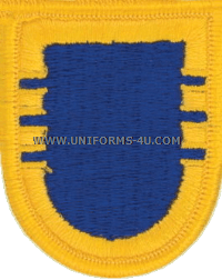 us army 504 infantry 3rd battalion flash and oval