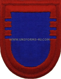 us army 505 infantry 3rd battalion flash and oval