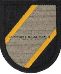 us army joint special operations command flash and oval