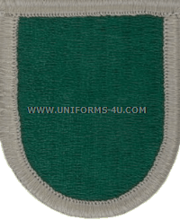 united states army special forces command flash and oval