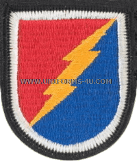 us army 4 brigade 25 infantry airborne flash and oval