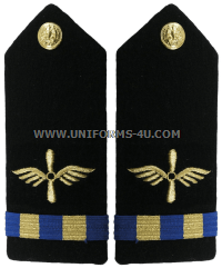 U.S. Navy CWO AVIATION Maintenance Technician (AD) Hard Shoulder Boards