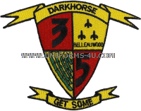 Marine Corps Darkhorse Get Some Patch