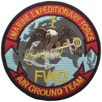 1st marine corps expeditionary patch