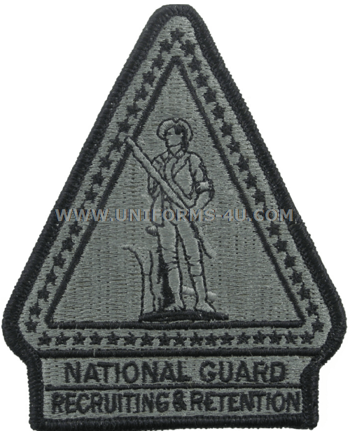 Army National Guard Patches - Militarybestcom