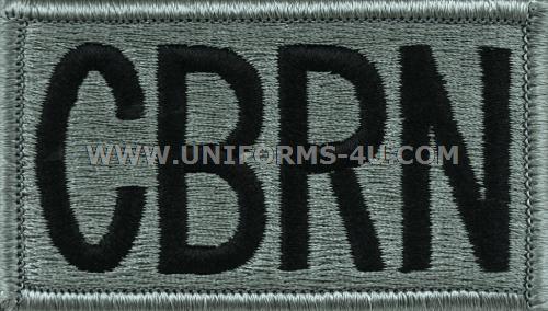 US ARMY CBRN PATCH