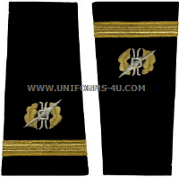 us navy soft shoulder boards limited duty officer