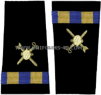 us navy cwo soft shoulder boards explosive ordnance technician