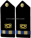 U.S. Navy CWO Civil Engineer Corps Hard Shoulder Boards