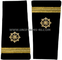 us navy soft shoulder Board ensign buddhist corps
