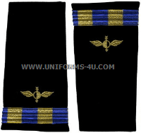 us navy soft shoulder board wo2 aerographer
