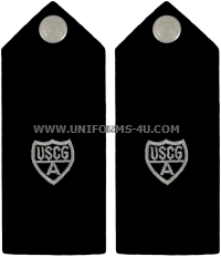 USCG Auxiliary hard/enhanced shoulder boards Member