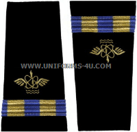 us navy soft shoulder board wo2 aviation operation technician