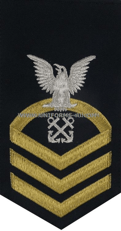 Uscg Boatswain S Mate Bm Rating Badge