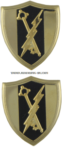 U.S. Army Electronic Warfare Collar Devices