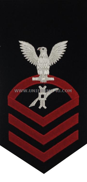 us navy legalman  ln  rating badge