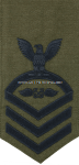 U.S. NAVY AVIATION BOATSWAIN'S MATE (AB) RATING BADGE