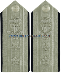 uscg aux. hard shoulder boards vice nat. commodore (vnaco) & deputy nat. comm. (dnaco)
