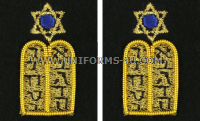 us navy jewish chaplain sleeve device