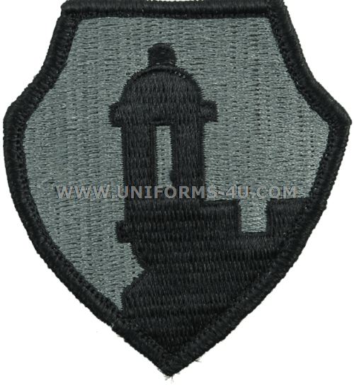Us army field support command patches