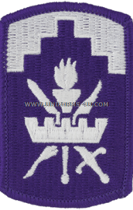 353rd civil affairs  ACU military Patch