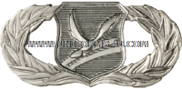 usaf chapel management badge