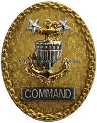 Coast Guard Gold Badge Command