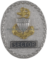 USCG Command Chief Badge - Sector