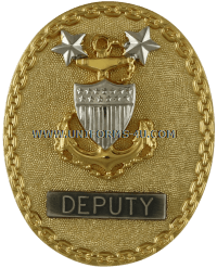 uscg deputy master cpo of the coast guard badge