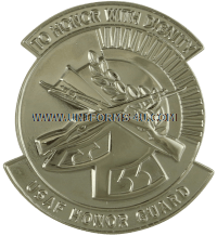 usaf honor guard badge