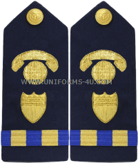 coast guard information systems management warrant officer hard shoulder boards