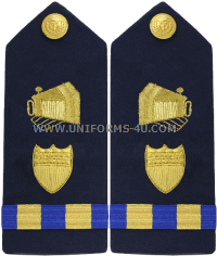 coast guard public information warrant officer hard shoulder boards