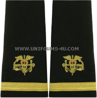 US Public Health Service soft shoulder boards