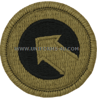 us army 1st support command Patch