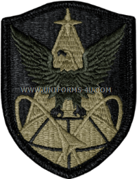 us army 1st space brigade patch
