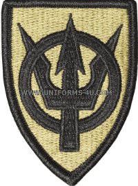 us army 4th transportation command patch
