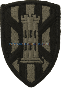 us army 7th engineer brigade patch