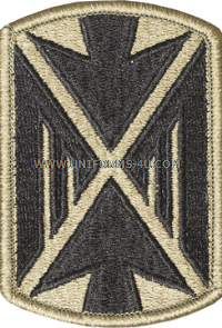us army 10th air defense artillery patch
