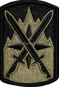 us army 10 support brigade patch