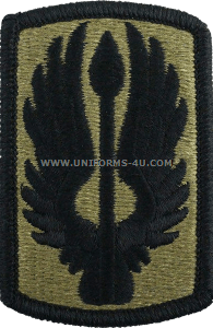us army 18th aviation brigade acu military patch