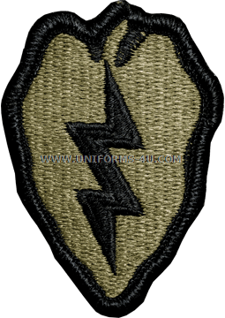 U.S. ARMY 25TH INFANTRY DIVISION PATCH 89144f5c511
