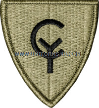 us army 38th infantry division Patch