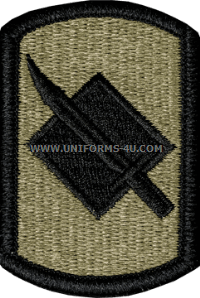 us army 39th infantry brigade Patch