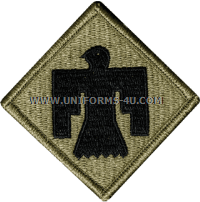 us army 45th infantry brigade patch