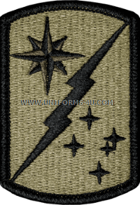 us army 45th sustainment brigade patch