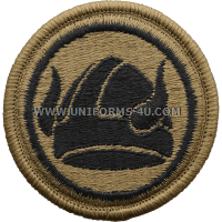 us army 47th infantry division Patch