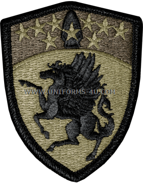 U S  ARMY 63RD THEATER AVIATION BRIGADE PATCH